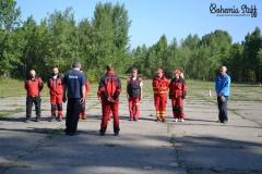 Záchranářský výcvik
