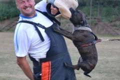 SBT - výcvik psů obrana